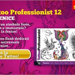 The Phoenix, an unfading tattoo