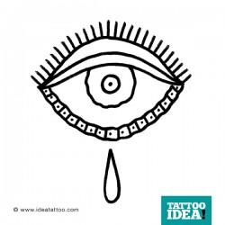 Significato e simbologia dell'occhio nel tatuaggio