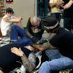 V London Tattoo Convention