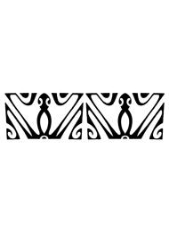 Tatuaggio Bracciale con Gecki