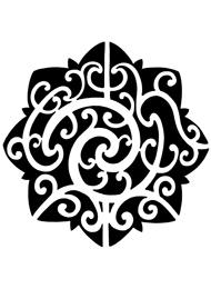 Tatuaggio di una Stella del Borneo