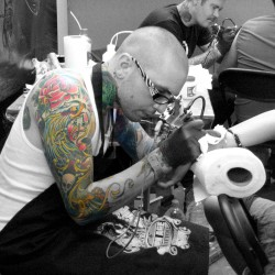 V London Tattoo Convention