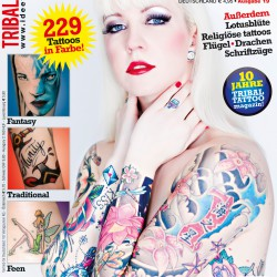 Tattoo Cover Model: Miss IVI
