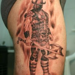 Tattoo Artist Gallery: Orlando