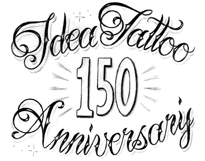 150 1a chicano style by davide zannoni Drawings Tattoo   Lettering