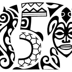 Polinesian Style by Renato Verzaro