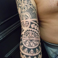 Maori arm