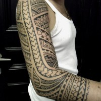 Calypso maori arm 20 200x200 Tattoo Artist gallery: Calypso