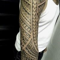 Calypso maori arm 23 200x200 Tattoo Artist gallery: Calypso