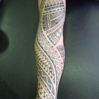 Calypso maori arm