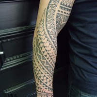 Calypso maori arm 32 200x200 Tattoo Artist gallery: Calypso