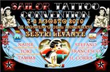 Sailor Tattoo Convention