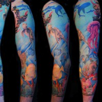 Mare AlexDePase 200x200 Tattoo Artist gallery: Alex De Pase