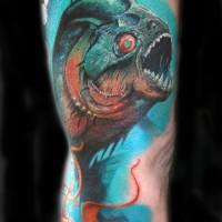 Pesce Piragna Alex de pase 200x200 Tattoo Artist gallery: Alex De Pase