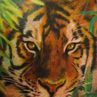Tigertattoo
