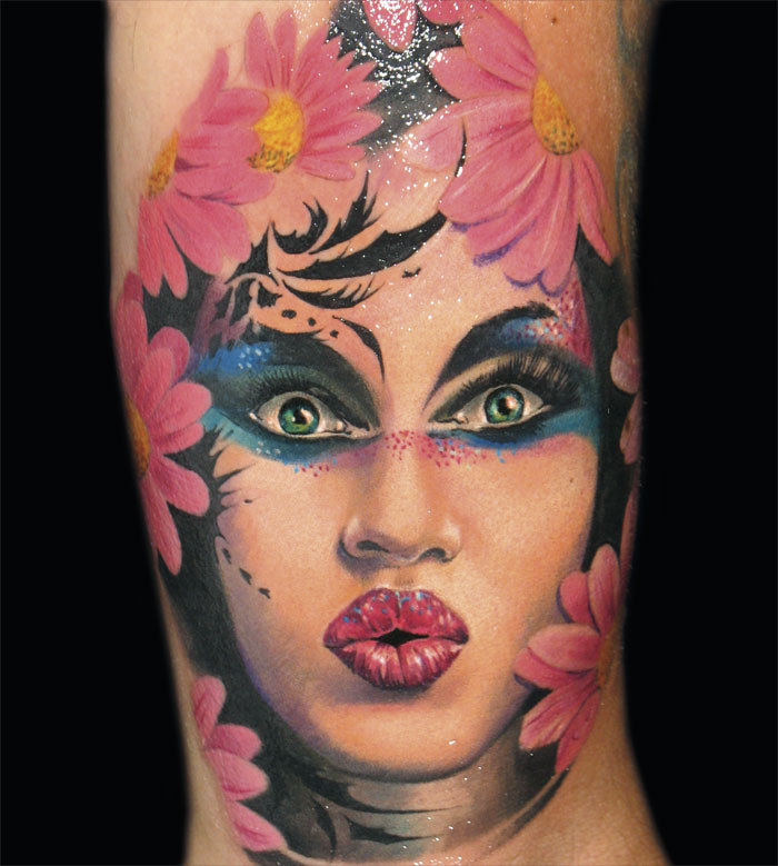 Top Tattoo Photo Gallery Alex De Pase Tattoo | IdeaTattoo DG05