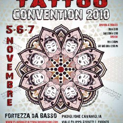 3rd Florence Tattoo Convention