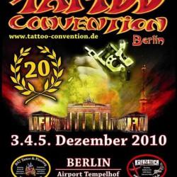 XX Berlin Tattoo Convention