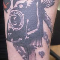 flying camera2 200x200 Tattoo Artist gallery: Jean François Palumbo