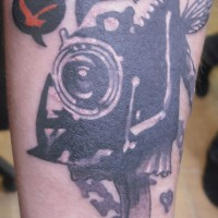 flying camera3 200x200 Tattoo Artist gallery: Jean François Palumbo