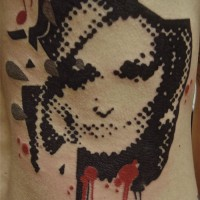 woman 200x200 Tattoo Artist gallery: Jean François Palumbo