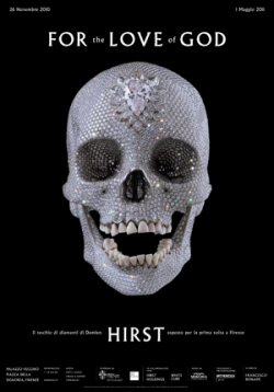 Hirst Love Of God A sparkling death: For the Love of God
