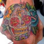 valerie vargas skull tattoo 2 150x150 Voglio il tuo teschio