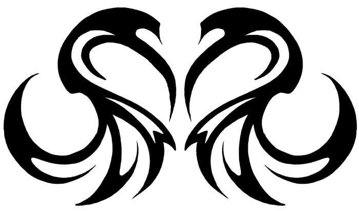 Ali tattoo gallery disegni for Freedom tribal tattoos