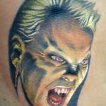 Vampire tattoo 150x150 Tattoo artist gallery<br>Ettore Bechis