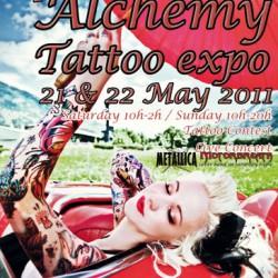 XVII Alchemy Tattoo Expò
