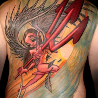 The Stolen Pitchfork 200x200 Tattoo Artist Gallery: Jesse Smith