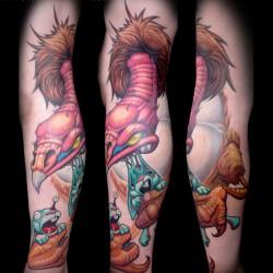 Tattoo Artist Gallery: Jesse Smith