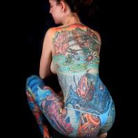 casual pose 200x200 Tattoo Artist Gallery: Jesse Smith