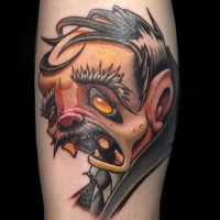 corporate character 200x200 Tattoo Artist Gallery: Jesse Smith