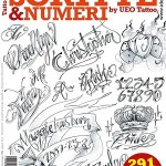 cover scritte numeri 150x150 Disegni Tattoo   Scritte
