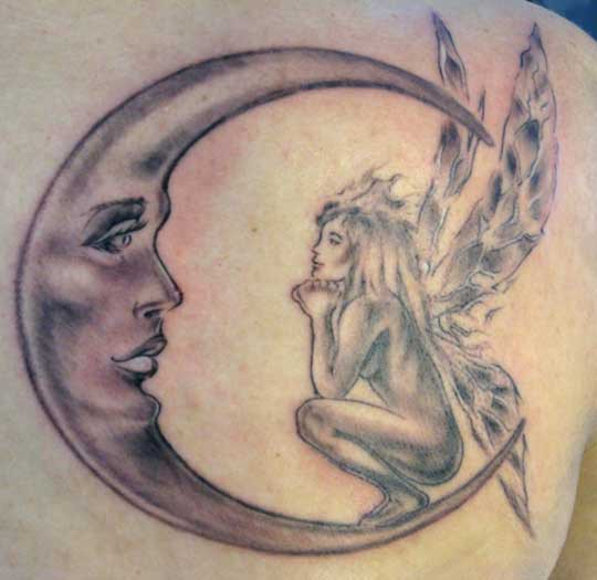 The Gifts of the Fairies for Your Tattoo