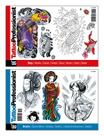 offerte offer12 Disegni Tattoo   Geisha