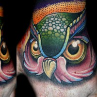 sean herman owlhand4x6 200x200 Tattoo Artist gallery: Sean Herman