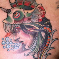 sean herman seamonstergirl4 200x200 Tattoo Artist gallery: Sean Herman