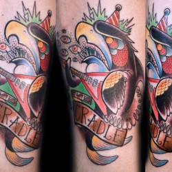 Tattoo Artist gallery <br>Sean Herman