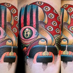 Tattoo Artist gallery <br>Sean Herman