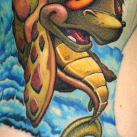 turtlefish print 200x200 Tattoo Artist Gallery: Jesse Smith