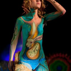 VI Italian Body Painting Festival