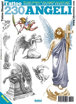 300 angeli cover italia piatta Drawings Tattoo   Angels
