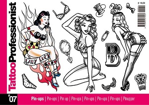 7nuovositoprofessionist Pin Ups. The beauties of the tattoo world