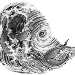 carp tattoo 150x150 May the carp be with you