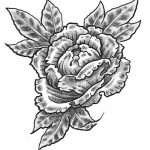 peony flower tattoo 150x150 The secret of flowers part 2