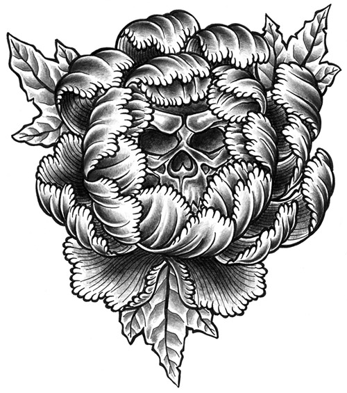 Drawings Tattoo Flowers