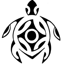 polynesian turtle tattoo 250x250 Drawings Tattoo