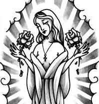 religious Tatuaggio religioso e Santuario di Loreto